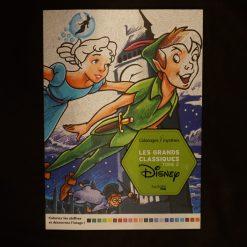 Coloriages mystères Les grands classiques Disney tome 2