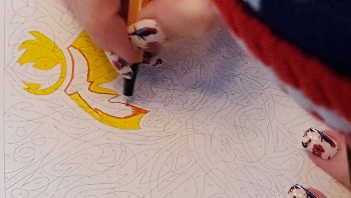 Coloriages mystères Les grands classiques Disney