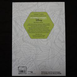 Coloriages mystères Les grands classiques Disney tome 5