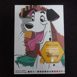 Coloriages mystères Les grands classiques Disney tome 6