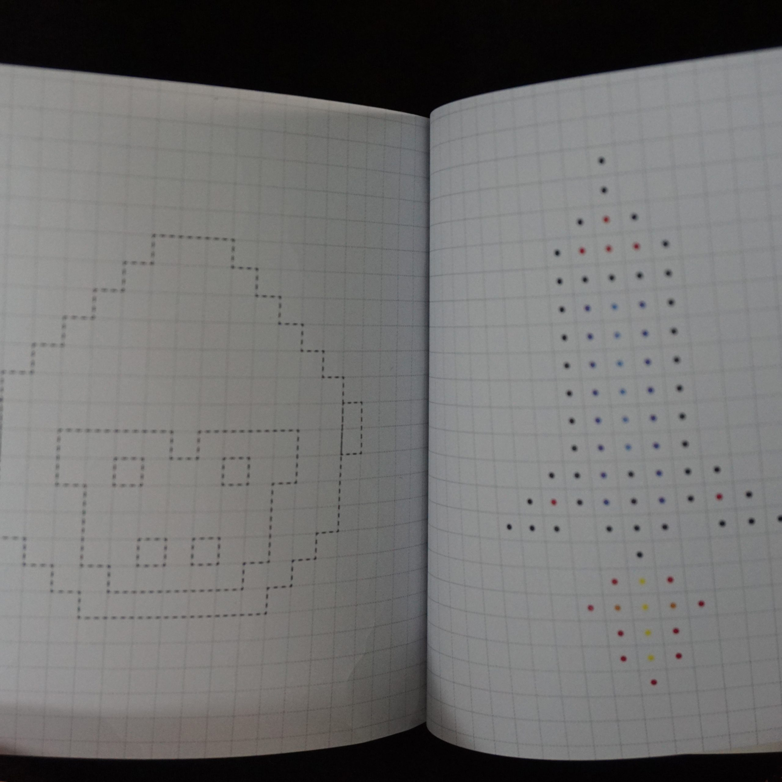 Les ateliers du calme - Coloriages Pixels