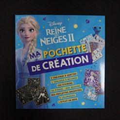 La Reine Des Neiges (Frozen) 2 - Les Ateliers - Ma Pochette de Création