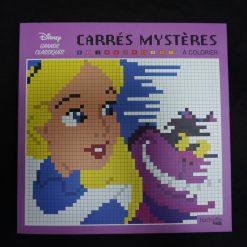 Carrés mystères Disney Grands classiques