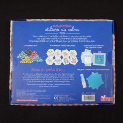 Décos en perles à eau - coffret avec accessoires