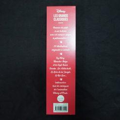 Marque-pages Disney Grands Classiques