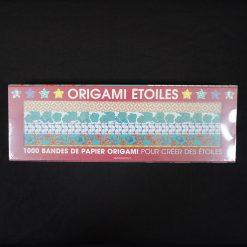 Coffret Origami étoiles