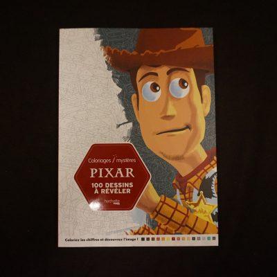 Coloriages Mystères Pixar
