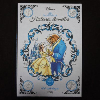 Art-thérapie Disney Histoires Éternelles