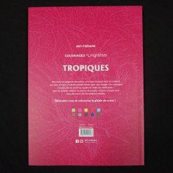 Coloriages Mystères Tropiques
