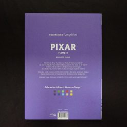 Coloriages Mystères Pixar (Tome 2)