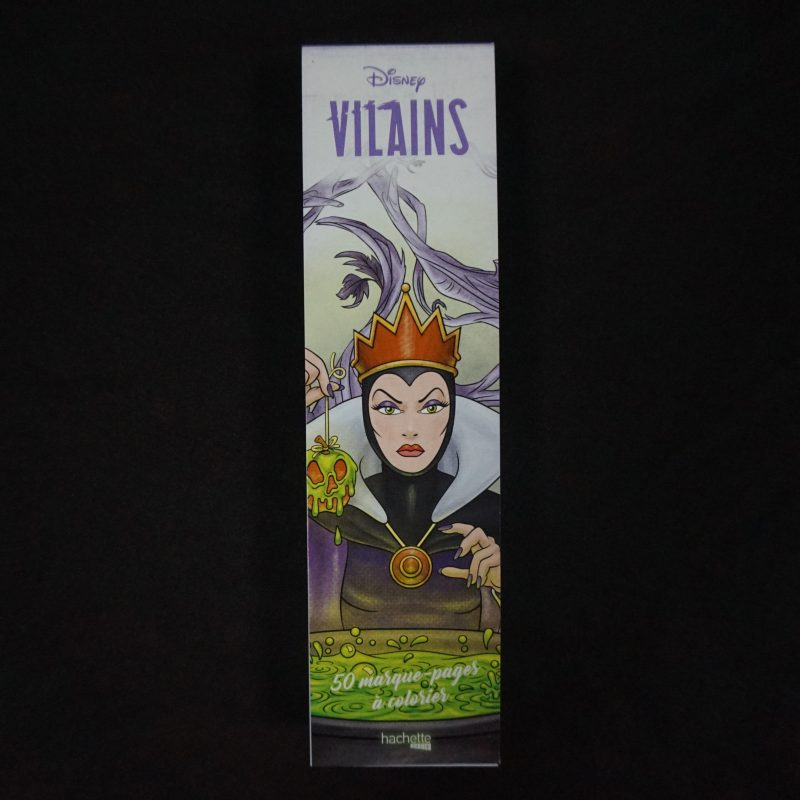 Marque-Pages Disney Villains