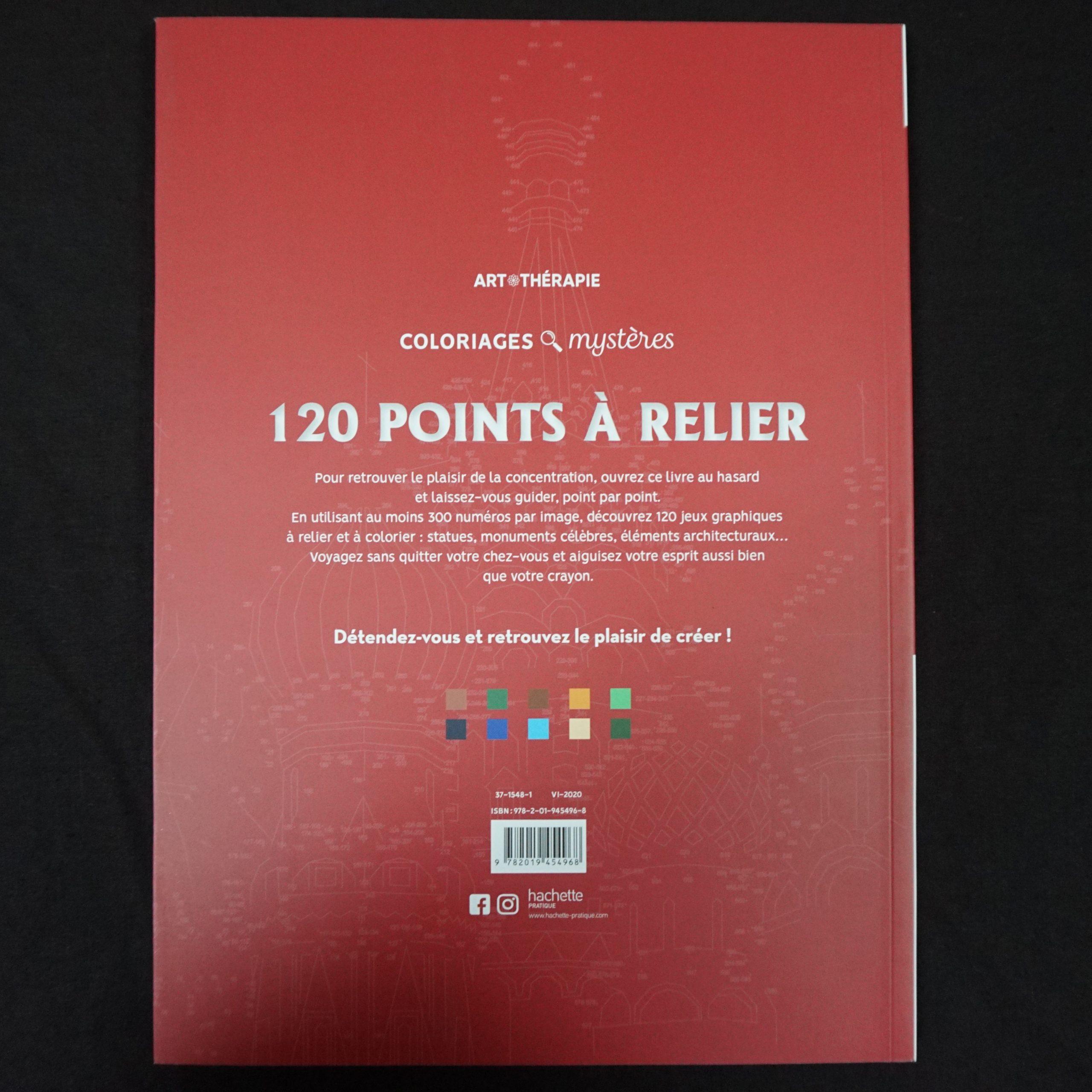 Coloriages Mystères 120 Points à Relier